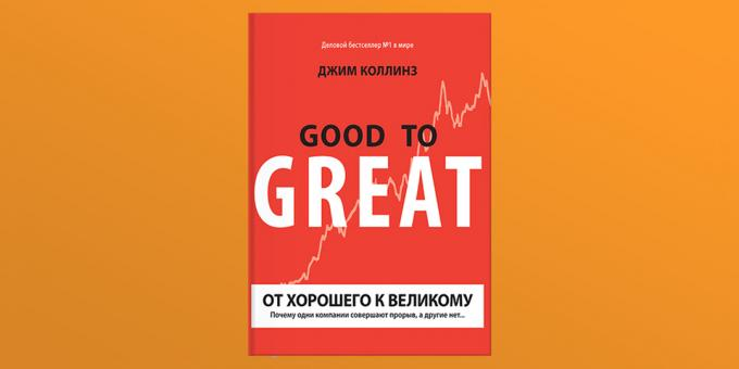 """Good to Great"", Jim Collins"